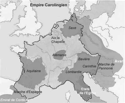Empire Carolingien