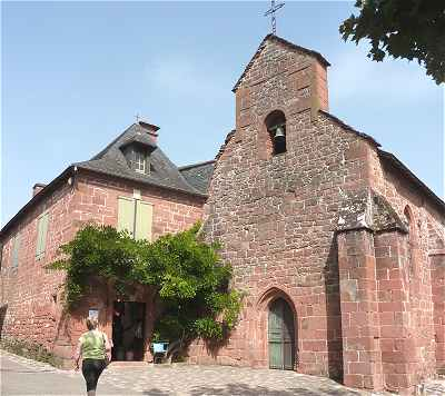 Chapelle des Pénitents de Collonges la Rouge