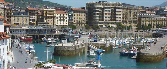 Saint s bastien san sebastian donostia - Office de tourisme san sebastian espagne ...