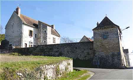 Manoir le Pont à Abilly