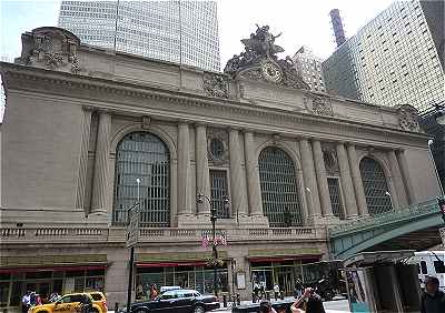 New-York: Grand Central Terminal