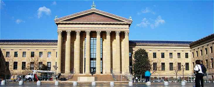Philadelphie: Museum of Arts