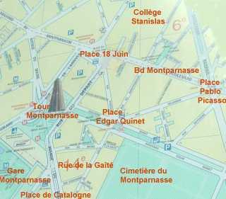 Paris Montparnasse