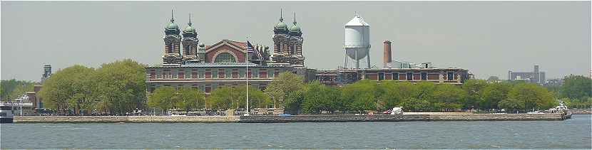 New-York: Ellis Island