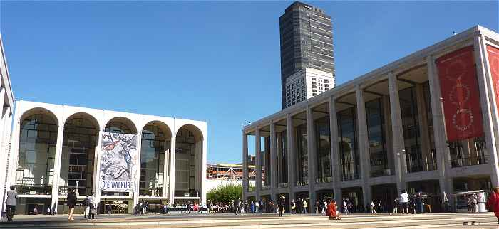 New-York: le Lincoln Center