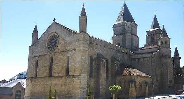 Collégiale de Saint Junien